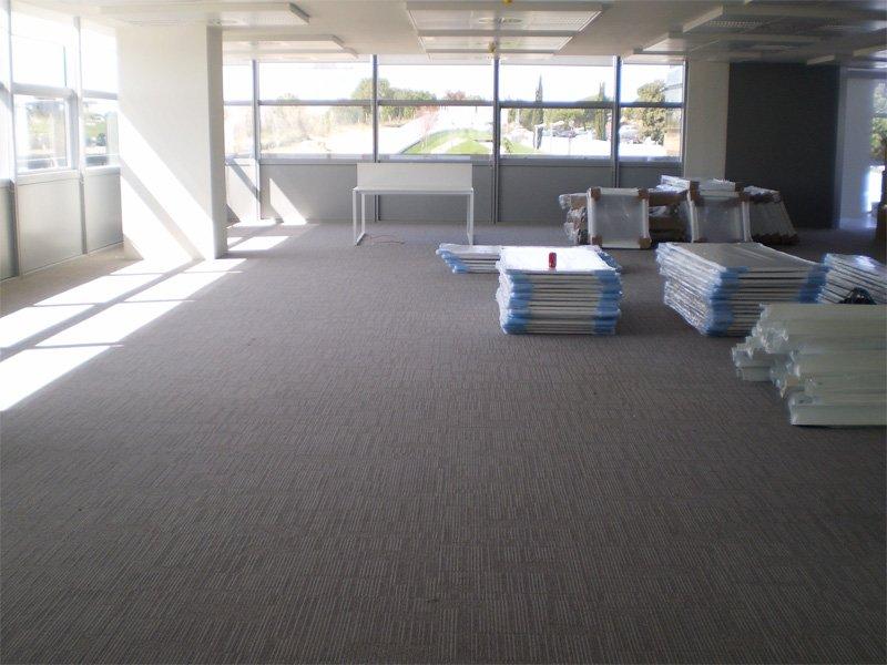 venta de alfombras modulares en Mexico DF